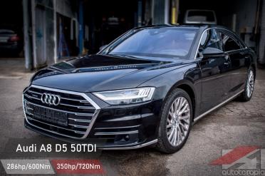 Audi A8 D5 Stage1