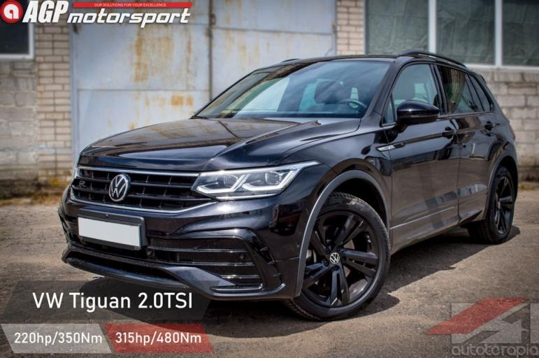 New Tiguan 2021 2.0 TSI