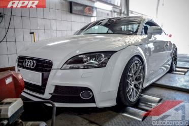Audi TT чип тюнинг
