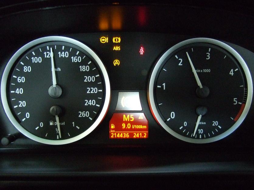 120 км/ч на спидометре